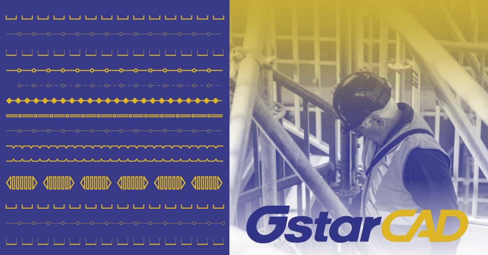 Dodatkowe linie w GstarCAD