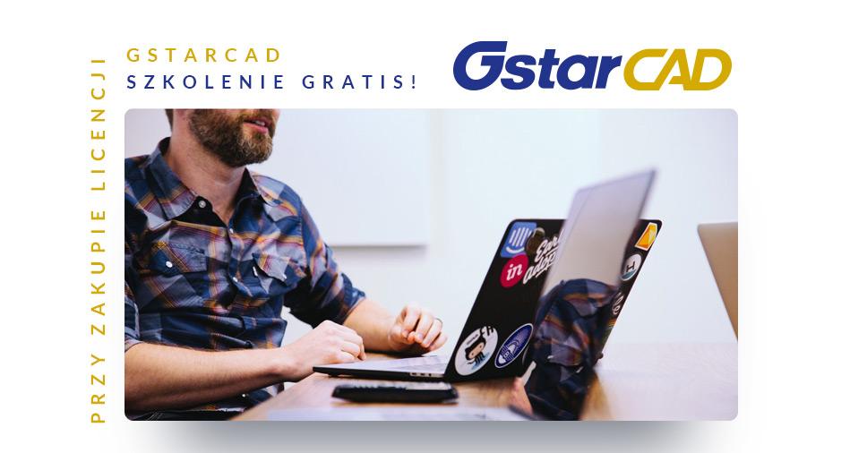 Promocja kwietniowa: Kup GstarCAD i zyskaj szkolenie gratis!