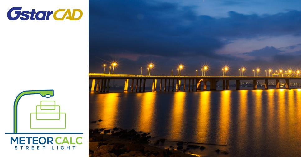 MeteorCalc SL - Nowa nakładka do projektowania instalacji oświetlenia ulicznego