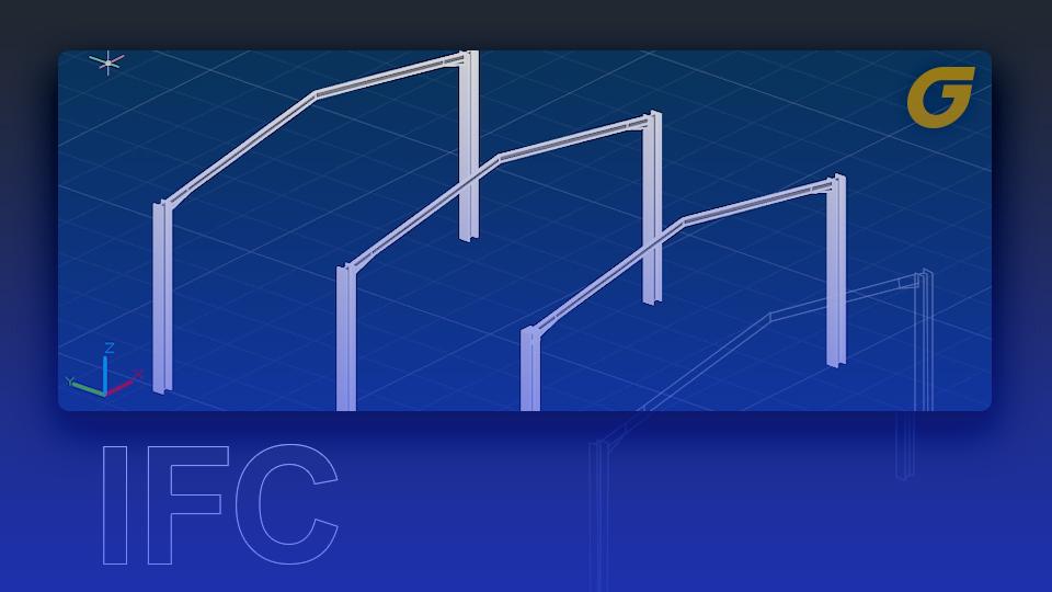 GstarCAD 2019 – Obsługa plików IFC