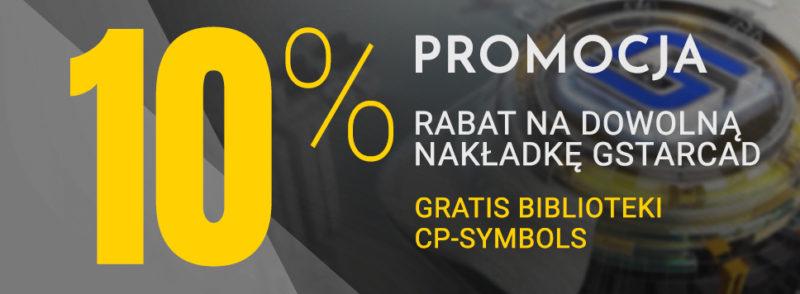 Kup dowolną nakładkę GstarCAD z rabatem 10%